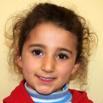 sponsored child Elen