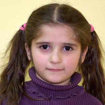 sponsored child Sona